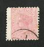 NEW ZEALAND 1882 Victoria 1st Second Sideface 1d Red. - 10028 - FU