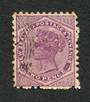 NEW ZEALAND 1882 Victoria 1st Second Sideface 2d Purple. - 10029 - FU