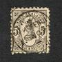 NEW ZEALAND 1882 Victoria 1st Second Sideface 5d Grey. - 10033 - FU