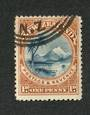 NEW ZEALAND 1898 Pictorial 1d Lake Taupo. - 10038 - FU