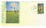 CHRISTMAS ISLAND 1995 Golf on first day cover. - 131658 - FDC