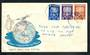 MALAYAN FEDERATION 1962 Malaria Eradication. Set of 2 on first day cover. - 131939 - FDC