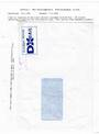 NEW ZEALAND Alternative Postal Operator New Zealand Document Exchange Limited 2000 Cover from Auckland to Wellington 10/4/00. -