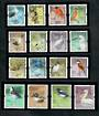 HONG KONG CHINA 2006 Birds Definitives. Set of 16. - 20034 - UHM