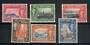 HONG KONG 1941 Centenary of the British Occupation. Set of 6. - 20041 - LHM