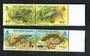 PITCAIRN ISLANDS 1993 Hong Kong '94 International Stamp Exhibition. Set of 4 in joined pairs. - 20071 - UHM