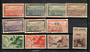 ALGERIA. Selection of ten Airs MNG and one VFU.1946-1949. - 20083 - Mixed