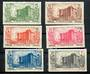 FRENCH OCEANIC SETTLEMENTS 1939 150th Anniversary of the French Revolution. Set of 6. - 20092 - Mint