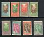 FRENCH OCEANIC SETTLEMENTS 1929 Postage Due. Set of 8. - 20095 - Mint