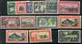 NEW ZEALAND 1940 Centennial set of 13. Clean fresh appearance. - 20112 - LHM