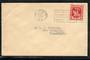 NEW ZEALAND 1934 Health on cover. Postmark 26/10/34. Wellington slogan cancel - 20128 - PostalHist
