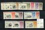 FALKLAND ISLANDS 1960 Elizabeth 2nd Definitives. Set of 15. - 20139 - UHM