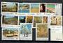 CYPRUS 1985 Definitives. Set of 15. - 20145 - UHM