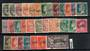 ALGERIA 1924-1925 Mixed MNG and Used. - 20164 - Mixed