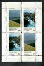 NEW ZEALAND 1981 Independent State of Aramoana Clutha River overprinted