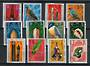 NOUVELLES HEBRIDES 1972 Definitives. Set of 12. - 20208 - LHM
