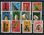NOUVELLES HEBRIDES 1972 Definitives. Set of 12. - 20215 - UHM