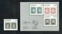 CANADA 1978 CAPEX '78 International Stamp Exhibition. First & Second issues -- the second in a miniature sheet. - 20216 - UHM