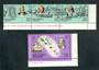 NEW HEBRIDES 1974 Bicentenary of Discovery. Set of 4. Features Captain James Cook Maps and Ships. - 20257 - UHM