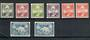 GREENLAND 1938 Definitives. Set of 7. - 20265 - Mint