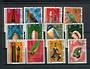 NOUVELLES HEBRIDES 1972 Definitives. Set of 12. - 20266 - VFU