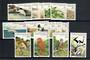CHRISTMAS ISLAND 1982 Superbly designed set of 16 Birds. - 20295 - UHM
