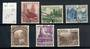 NORFOLK ISLAND 1953 Definitives. Set of 6. - 20308 - FU