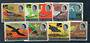 PITCAIRN ISLANDS 1967 Definitives.'Set' of 9. The stamps for BIRDS theme only. - 20317 - UHM
