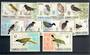 SAMOA 1967 Definitives. Birds. Set of 12. The $4 is hinged. - 20321 - UHM