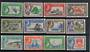 GILBERT & ELLICE ISLANDS 1939 Geo 6th Definitives. Set of 12. - 20323 - UHM
