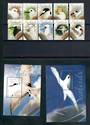NORFOLK ISLAND 2005 Seabirds. Set of 10 and 2 miniature sheets. Cpmplete. - 20337 - UHM