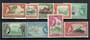 SOLOMON ISLANDS 1963 Elizabeth 2nd Definitives. Set of 9. Block watermark. - 20338 - UHM