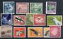 NAURU 1966 Decimal Definitives. Set of 14. - 20344 - Mint