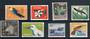 NAURU 1963 Definitives. Set of 8. - 20345 - Mint