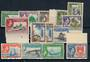 GILBERT & ELLICE ISLANDS 1939 Geo 6th Definitives. Set of 12. - 20349 - Mint