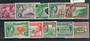 PITCAIRN ISLANDS 1940 Geo 6th Definitives. Set of 10. Very lightly hinged. - 20418 - LHM