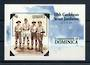 DOMINICA 1994 Scouts. Miniature sheet Early Scout Troop. - 20456 - UHM