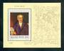 HUNGARY 1982 150th Death Anniversary of Johann Wolfgang Goethe. Miniature sheet. - 20461 - UHM