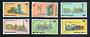 TOGO 1979 Trains. Set of 6. - 20518 - UHM