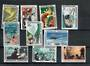 AUSTRALIAN ANTARCTIC TERRITORY 1966 Definitives. Set of 11 but missing the 4c. - 20531 - UHM