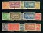 BAHAMAS 1948 Tercentenary of the Settlement of Eleuthera Island. Set of 16. - 20553 - Mint