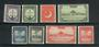 PAKISTAN 1949 Definitives. Set of 8 on a simplified basis. - 20573 - Mint