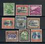 SAMOA 1935 Definitives. Set of 9. - 20628 - Used