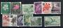 NORFOLK ISLAND 1966 Definitives. Set of 12. - 20634 - VFU