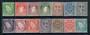 IRELAND 1940 Definitives. Set of 14 to the 1/-. All the second watermark. - 20829 - Mint