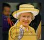 ALDERNEY 2001 75th Birthday of Queen Elizabeth 2nd. Miniature sheet. - 20865 - CTO