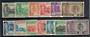 BRITISH GUIANA 1963 Elizabeth 2nd Definitive 3c Brown-Olive and Red-Brown. Block Watermark. Block of 4. - 20879 - UHM