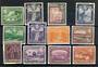 BRITISH GUIANA 1938 Geo 6th Definitives. Set of 12. - 20880 - LHM