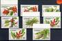 DOMINICA 1981 Definitives Plant Life. Set of 6. With imprint dates. A couple of extras. - 20889 - UHM