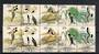 AUSTRALIAN ANTARCTIC TERRITORY 1983 Regioal Wildlife. Strip of 5. - 20922 - CTO